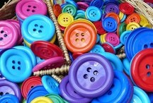 Buttons, Buttons, and More Buttons! / by Pam Volk
