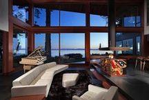 Cool Coastal Spaces / by Sunshine Coast Tourism, BC