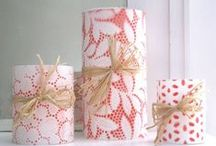 Crafts - Candles / by Sarah db