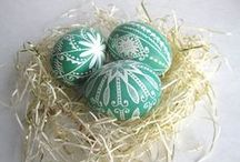 Crafts - Easter Prep / by Sarah db