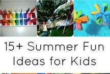 Summer/Seasonal - Crafts & Activities