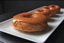 Baking: Donuts