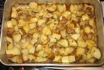 Cooking: Sides/Salads ETC