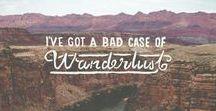 ↟ Wanderlust ↟