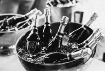 raise your ❤glass / teacups, bar carts, party time