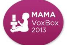 Influenster - #MamaVoxBox / Items in my #MamaVoxBox!