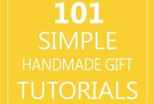 Crafts - Homemade Gift Ideas / by Sarah db
