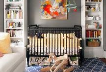 Nursery / Nursery inspirations, projects, DIY, crafts, purchases, baby, babies, gender neutral