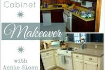 Home - Kitchen/Chalk Paint & Paint Tips / by Tracie O'Brien