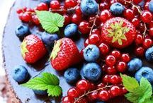 - Desserts with berries - / by Irina Kosareva