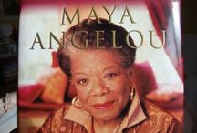 Maya Angelou Quotes / by Pam Volk