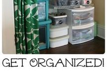 Organization for Crafters