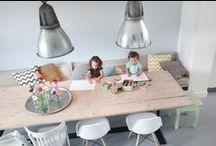 Dining room / by Jennifer Pomp