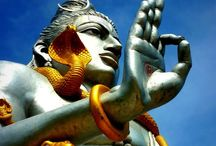 Deities / Indian godesses & gods, saints from Catholicism, the whole panapoly!
