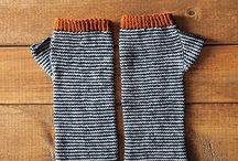 Knitting & Crochet: Footwear & Accessories