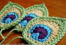 Knitting & Crochet: Decoration