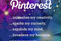 Love Pinterest / Pin as much as you like from my boards: this is the point (haha) of Pinterest after all!