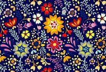 Patterns & Prints: Floral