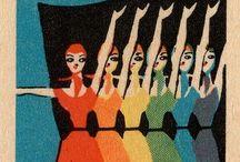 Colour Love: Spectrum & Theory