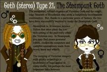 Steampunk Age / Steampunk costuming & accessories