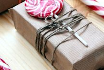 Gift ideas / Home made gift ideas