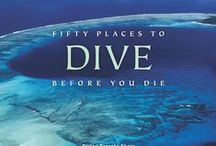 Ocean / In and around the big Blue, scuba diving, fish and environmental intrestes