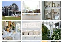 Beach-house, decor & ideas / Holiday homes, furniture, decor & accessories