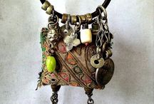 Necklace: Assemblage