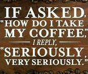 Give me Coffee. Now.