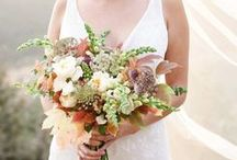 Earth Tone Bouquets
