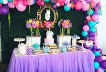 Party Ideas / themes, decor, layouts, birthday, children, celebration party, kids, baby showers, graduation, anniversary, camping, party packs,