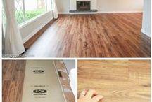 Floors, Walls, & Ceilings