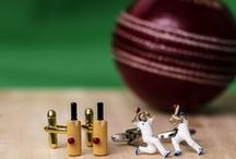 Cufflinks for Cricketers - Cricket Cufflinks Collection / Anyone for Cricket? For those who prefer to be at the crease, silly mid off or in the slips they're sure to find a fantastic set of cricket cufflinks here. With cufflinks for batters and bowlers alike and even personalised cricket cufflinks for those special occasions.