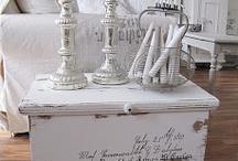 Decorating ideas / by Jennifer Hinton