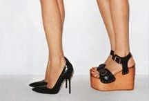 shoes-shoes-shoes / by Emma Lee