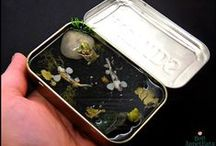 "Altoids tins: what can you do with them? / Old Scottish saying: ""Make it do, wear it out, use it up or do without."" Surely these charming little metal tins can have second and third lives as functional, useful items. / by Robin Maker"