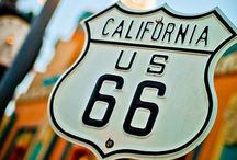 CALIFORNIA dreamin' / by Andrea Cundiff