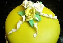 Baking: Cakes (homemade) / by Jolanda van Pareren