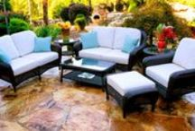 Discounted Wicker Patio Furniture From Home And Patio Decor Center / Wicker Patio  Furniture To Match