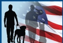 Military Working Dogs / Military Working Dogs are true heroes! They deserve all the respect, honor and thanks we have. This board is dedicated to the fallen military soldiers, human and canine. September is National Service Dog Month at Petco. Please help us raise lots of money!
