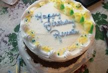 cakes / by Renata Marie Anselmo