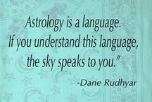 Astrology / by Lilly Roddy