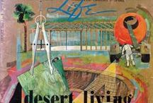 PRINT • Vintage 1960s Covers / Did you know Palm Springs Life was swingin' in the sixties? Reminisce on 1960s fashion and free-spirit lifestyle with these vintage magazine covers. They're available as art prints, just click to shop!