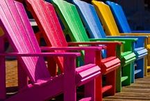 Colors: Multi Colors / by Jolanda van Pareren