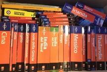 #MyLP / Le vostre guide Lonely Planet di ritorno da un viaggio: più grosse, più grasse, consunte, scritte, stropicciate. In una parola: vissute!