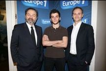 LES COULISSES EUROPE 1 / by Europe 1
