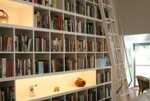 Book Love: Bookcases / by Robin Maker