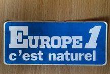 EUROPE 1 VINTAGE / Crédit photo : les anciens d'Europe 1 / by Europe 1