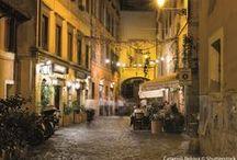 Guide Lonely Planet: le città / I nostri titoli dedicati alle città in una board consultabile su planisfero: dove andiamo?
