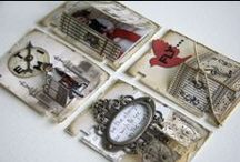 Crafty Inspiration: ATC's / by Jolanda van Pareren